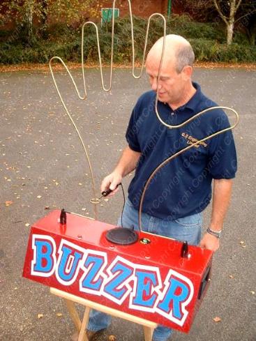 Der heiße Draht kaufen - traditionelles Geschicklichkeitsspiel - GS ...